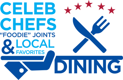 Celebrity Chefs and Foodie Local Joints