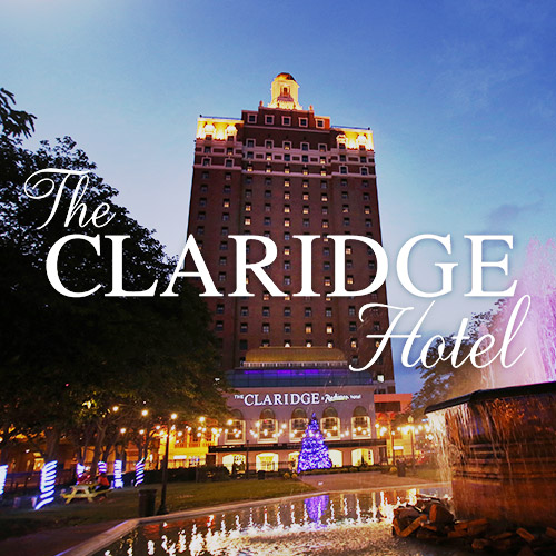 The Claridge Hotel on Hover