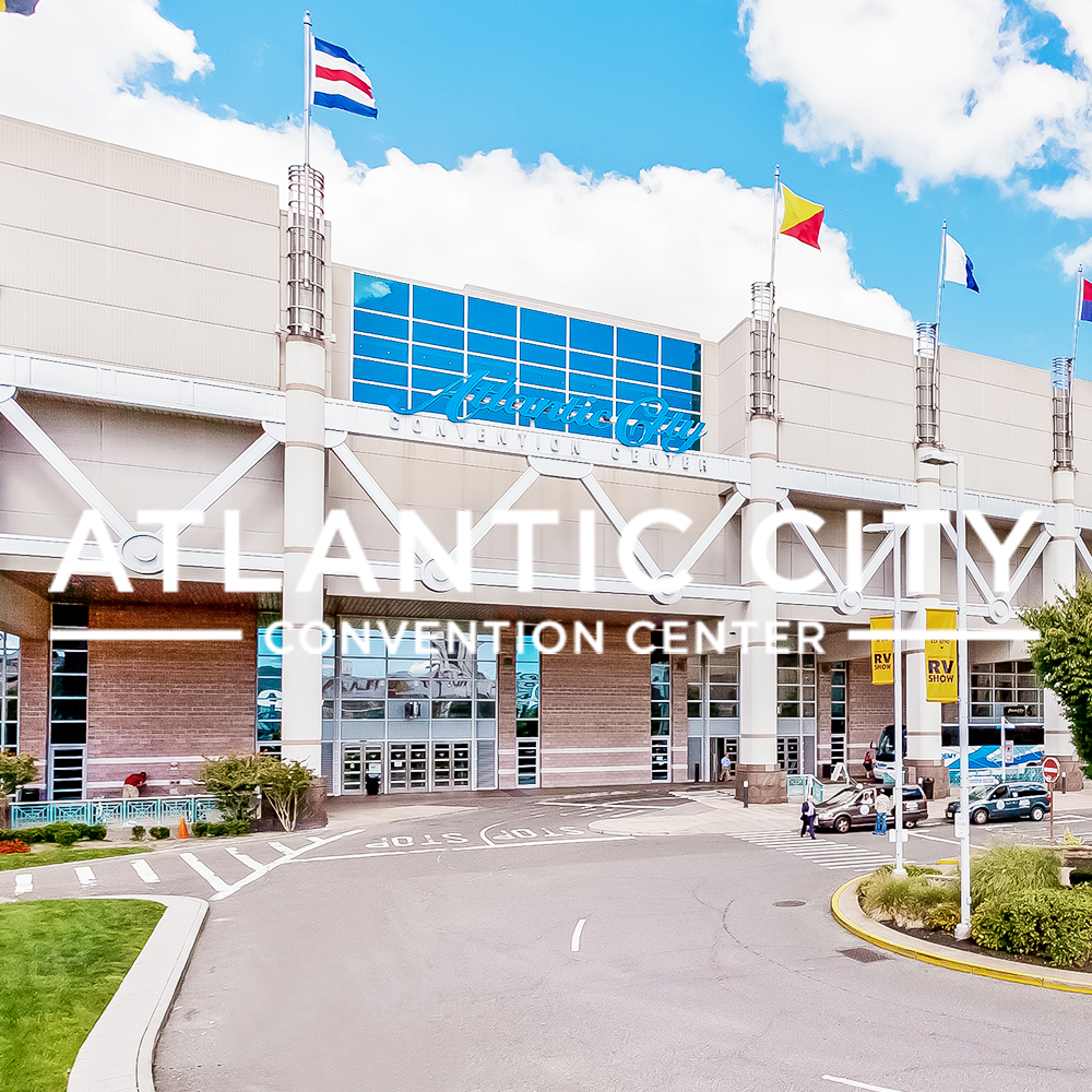 Atlantic City Convention Center on Hover