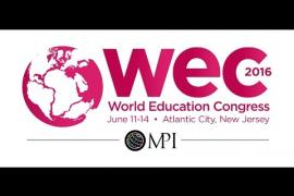 MPI's WEC 2016 Announcement