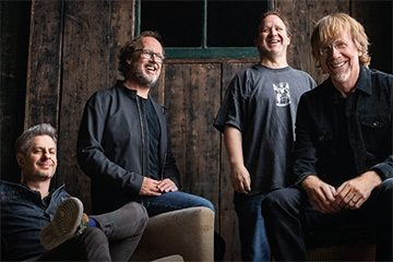 Phish Summer Tour - More Dates Click Here