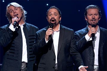 """""""RISE Up for the ARTS"""" Featuring the Texas Tenors"""