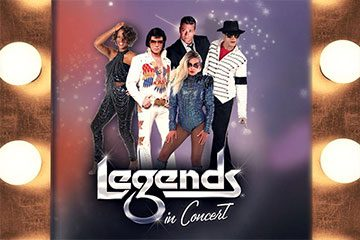 Legends in Concert-More Dates Click Here