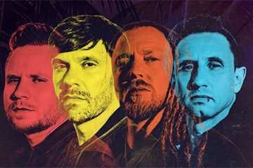 Shinedown - Attention Attention World Tour