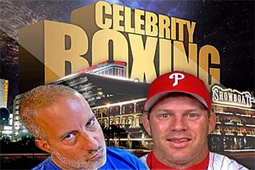 Celebrity Boxing 69 Featuring: Lenny Dykstra