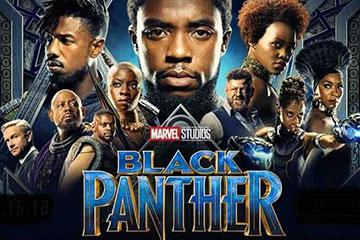 Movies Under The Stars: Black Panther