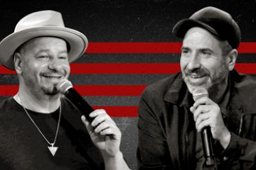 Dave Attell - Jeff Ross