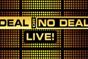 Deal or No Deal Live-More Dates Click Here