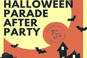 Mays Landing Halloween After Party