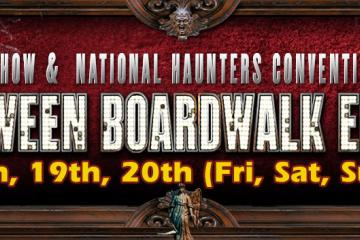 Halloween Show & National Haunters Convention