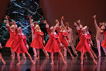 Atlantic City Ballet Presents It's A Shore Holiday