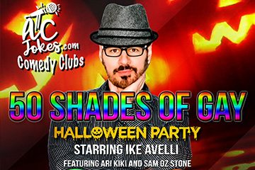 50 Shades of Gay Halloween Party