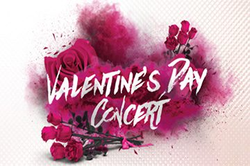 Valentines Day Concert w/ Johnny Gill and More