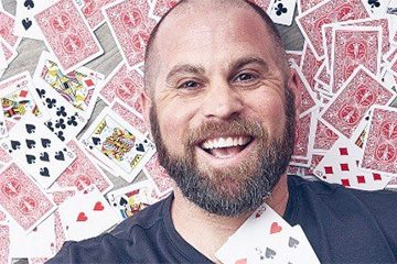 An Evening with Jon Dorenbos: Magic, Comedy & Inspiration